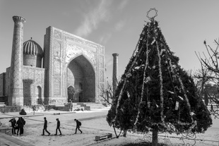 New Year In Uzbekistan - 1
