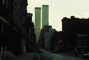 WORLD TRADE CENTER, EARLY MORNING