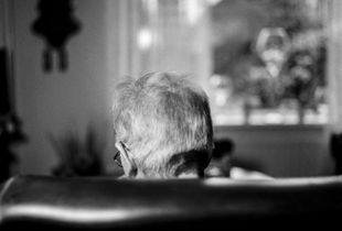Portraits of my father's fading memory