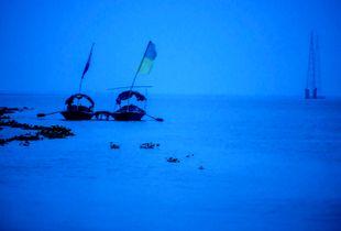 Serenity of  Sangam