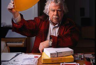Photographer Volker Hinz