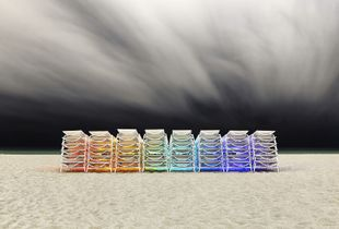 Beach Chairs © Jorge De La Torriente