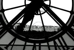 Orsay Museum Clock 1, Paris