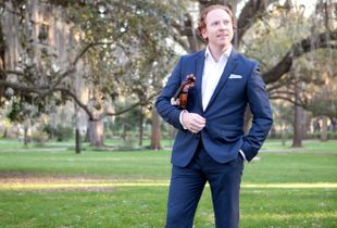 Daniel Hope, Musician, Savannah, GA