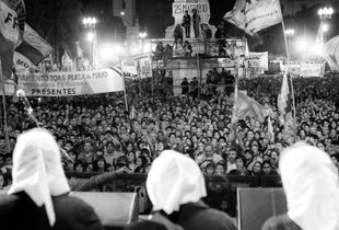 MOTHERS OF PLAZA DE MAYO | The Identity lost.