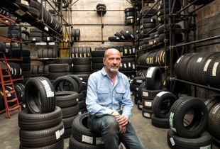 Stefano - Tire dealer
