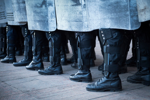 Uniforms of brutality