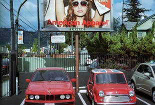 From the series, THE AMERICAN APPAREL. Photographed in Los Angeles, 2012-2015.