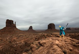 Golf & Monument Valley