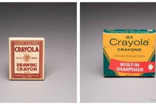 Crayola, 1954 - 1984