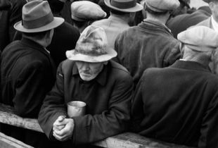 White Angel Breadline, San Francisco, 1933