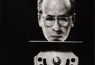 Self-portrait, 1950. Archives Philippe Halsman © 2015, Philippe Halsman Archive / Magnum Photos