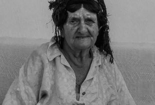 Woman from north of Albania