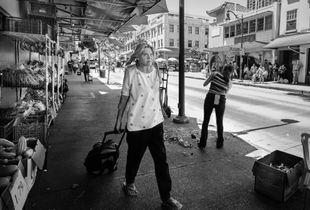 Navigating Chinatown