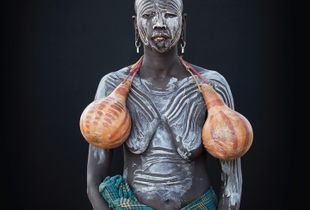 Mursi Women // Receptacle // Omo Valley