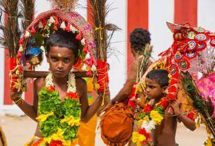 Tempelfest in Jaffna