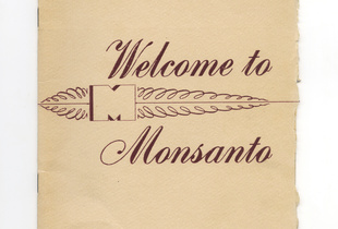 Welcome to Monsanto Booklet.