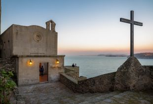 S, Maria delle Grazie church, January 4, 2015