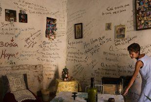 Antonia's house