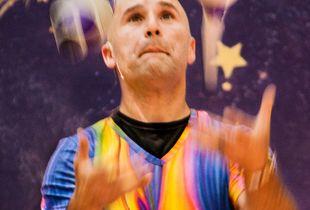 Cosmic Juggler