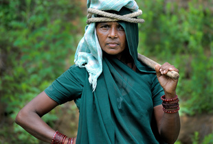 Farmer Lady
