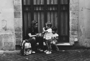 Women with Kids / Rome 2015