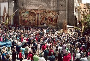Corpus Christi Tabernacle, Toledo, 2013 © Massimo Vitali