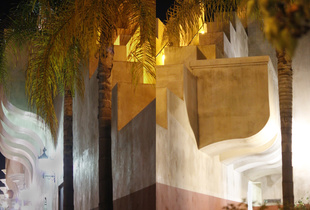 ALLEY FUSION ILLUSION DIPTYCH