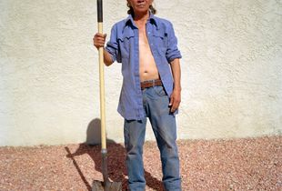 Ernesto; Downtown Las Vegas, NV