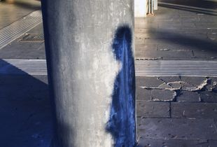 Black and Blue Shadow, Rome