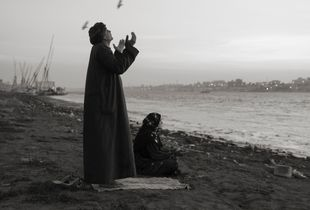 Dawn Prayer on the Nile River