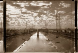Sixth Street Bridge  © Ann Mitchell