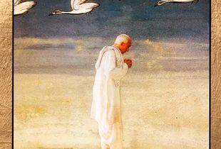 """Faith is the bird that feels the light when the dawn is still dark""  R.Tagore"