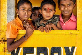 Yellow Box and  Childern