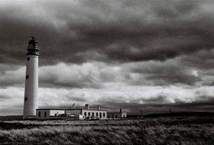 Barn Ness lighthouse