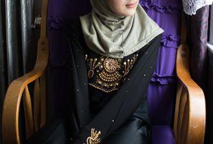 Zahraa, from Iraq