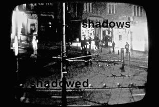"""shadows/shadowed"" (unframed)"
