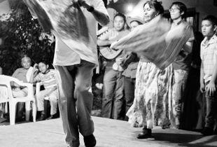 Danse du Toro zacamandú