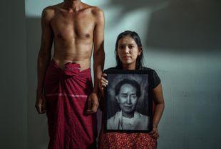 Burmese Refugee 1