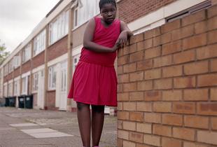 Noreen, Gascoyne Estate, Homerton, London © Hannah Burton. Finalist, LensCulture Portrait Awards 2016
