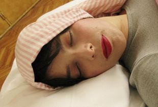 Almendra en mi almohada