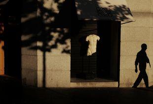 Calle de Serrano. Madrid