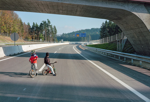 S10 ::: 25.10.2014, Freistadt Nord (end of the S10)