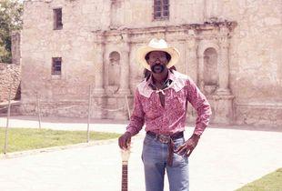 Street Portrait, San Antonio Texas