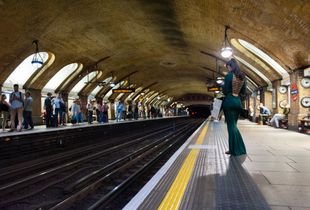 London Subway, Baker Street