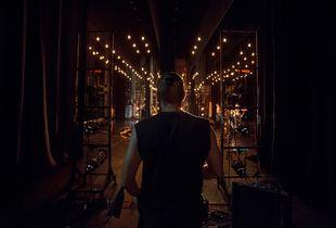 Backstage Life