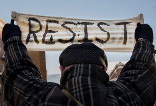 Simply, Resist