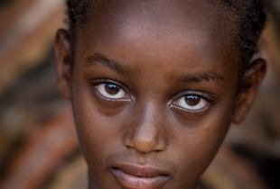 Ethiopian eyes