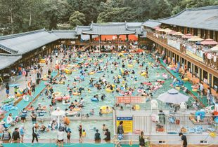 Hanok Swimming Pool