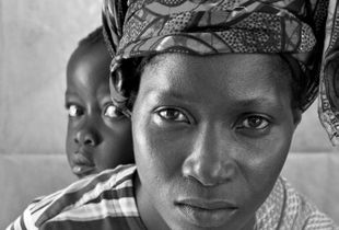 Lyse, Burundian woman